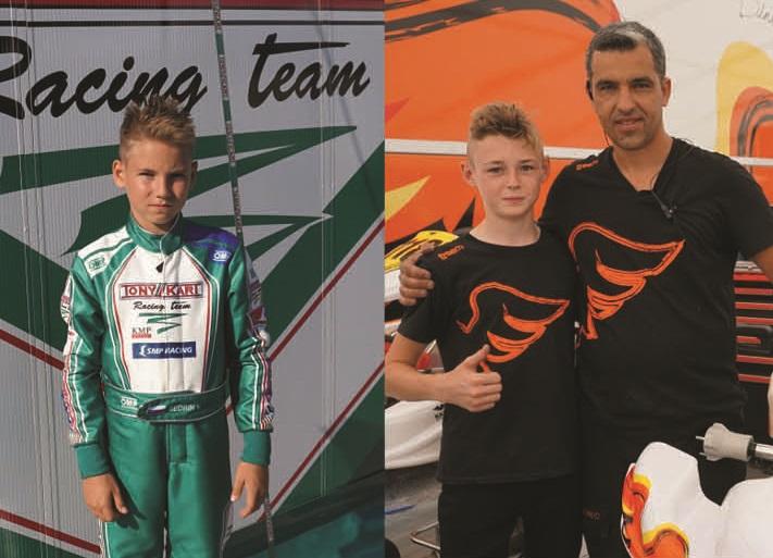 European Championship, Essay: Patterson (OK) y Bedrin (OKJ) en la pole position
