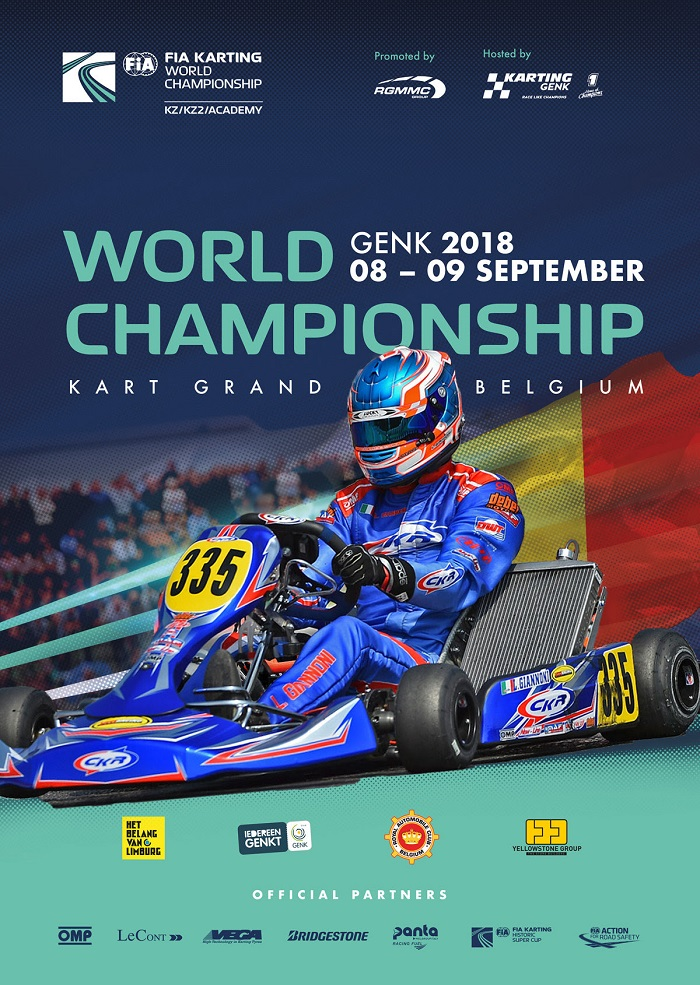 CKR ready for the FIA Karting International Super Cup