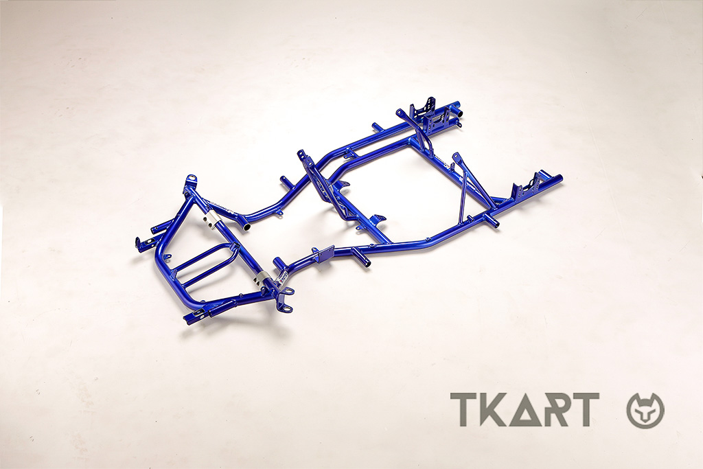 How to build a racing kart. From the chassis to the product ...