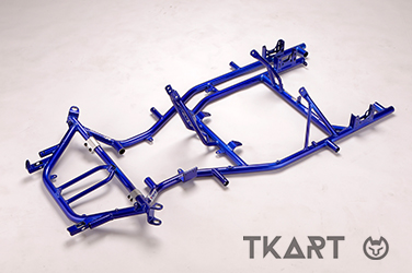 How to build a racing kart  From the chassis to the product