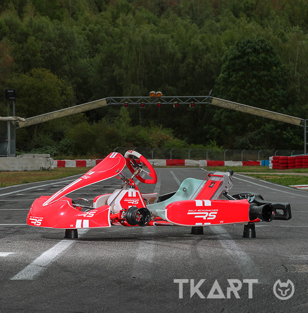 RS Kart: the new chassis wanted by Ralf Schumacher - TKART