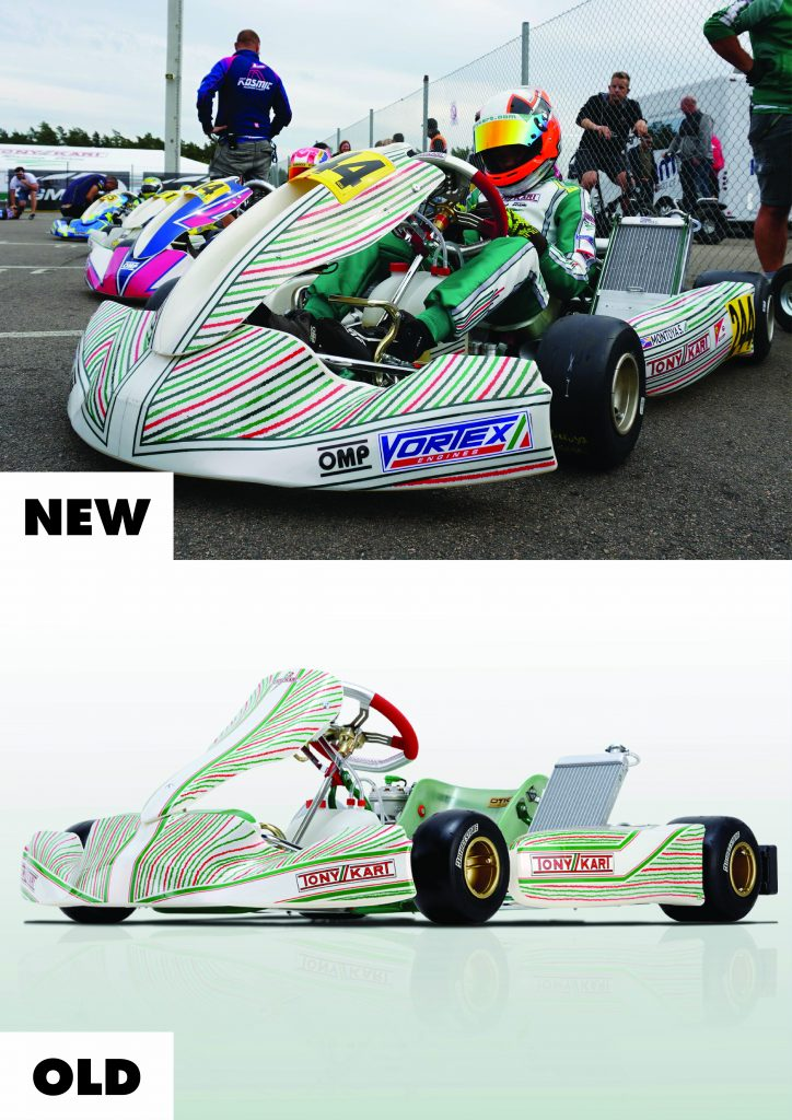 The New 2019 Tony Kart (and Kosmic) - TKART - News, tips