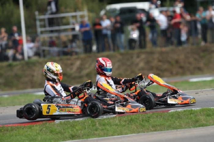 CRG: El equilibrio técnico y deportivo del Campeonato Mundial KZ