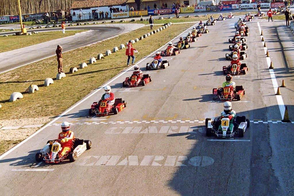 Alessandro Piccini: da 40 anni in kart. Storie, vittorie e ...