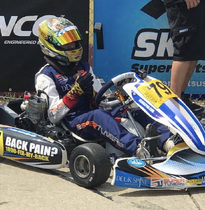 Leading Edge Motorsports e Praga aggiungono Arias Deukmedjian per Skusa Supernationals e la stagione 2019