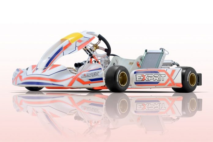2019 Exprit Kart Chassis - TKART - News, tips, tech about karting