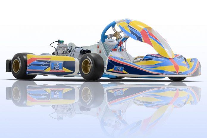 2019 FA Kart Chassis - TKART - News, tips, tech about karting