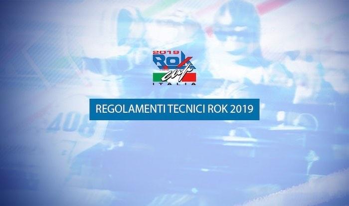 Schede Tecniche Motori Rok 2019