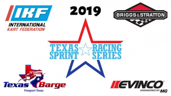 Texas Sprint Racing Series partners with Briggs and Stratton