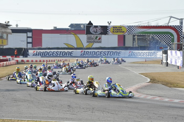 New provisional standings of the WSK Super Master Series, after the 2nd round in Lonato (I)