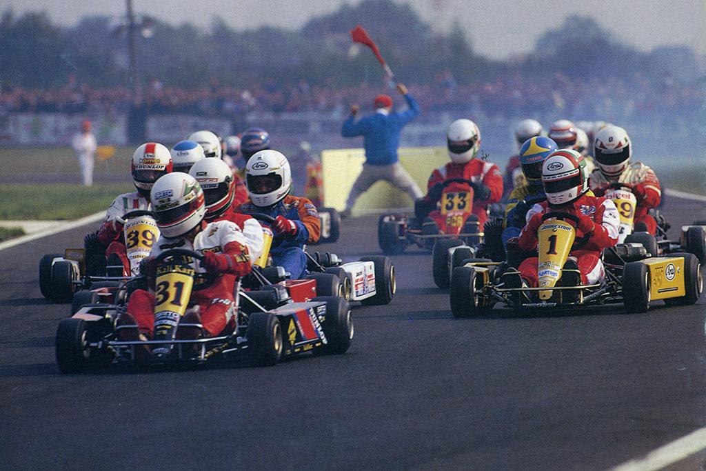 The technical and aesthetic evolution of kart bodywork kits