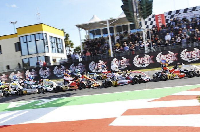 Calendario Supermaster.The News In The Wsk Super Master Series Rankings After The