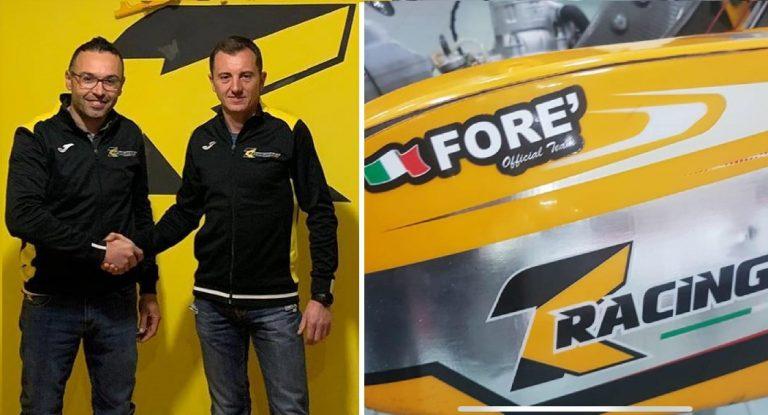 TK RACING è orgogliosa di annunciare l'arrivo nel TEAM del pluricampione del mondo Davide Forè