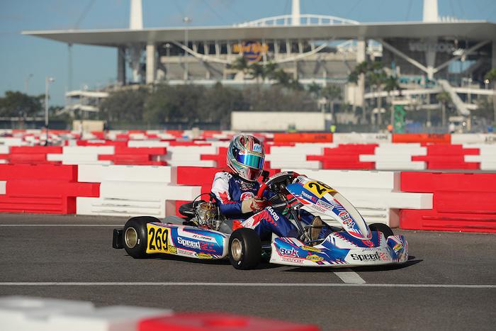 Speed Concepts Racing al FIA Karting Academy Trophy 2019 con due piloti