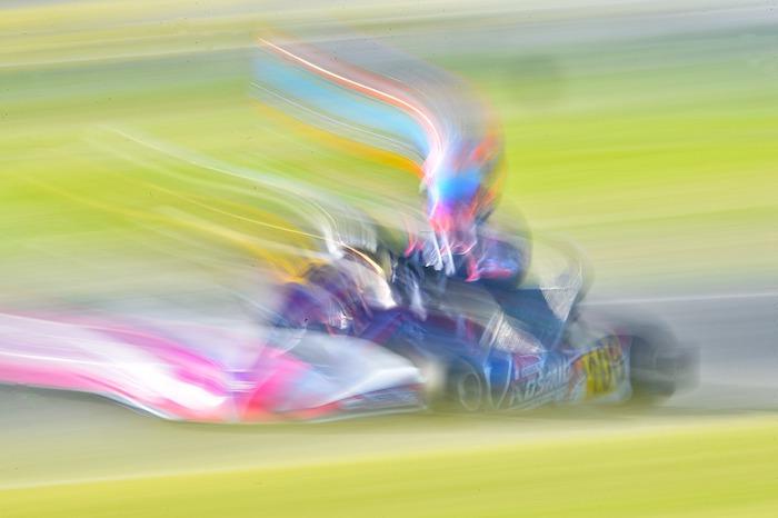 Il Kosmic Kart Racing Department è pronto per il debutto europeo ad Angerville