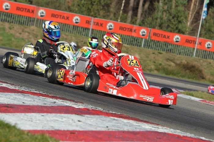 SFR Motorsport up on the podium again with RS Kart at the BNL