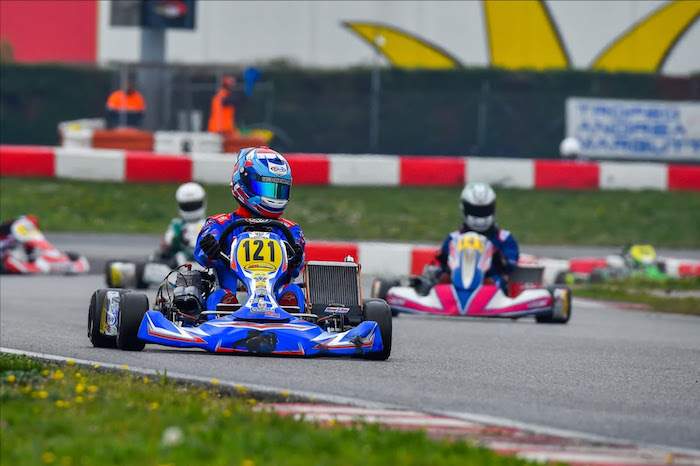 CKR: instructive weekend for our Racing Team