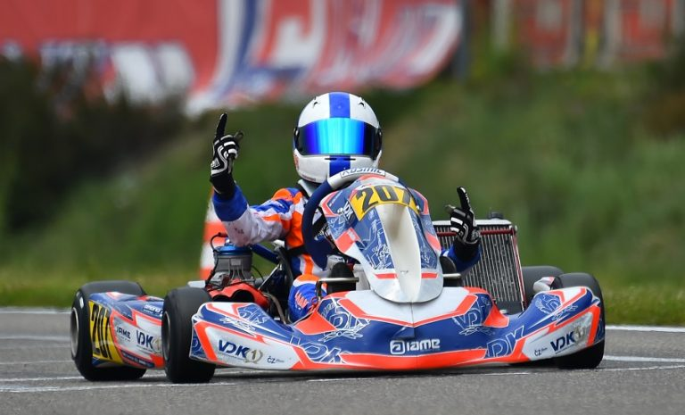 Marcus Amand wins in Genk and takes European championship lead