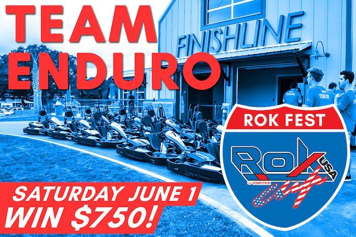 ROK Cup USA – Carrera de resistencia de equipo programada para la noche del sábado en Biloxi