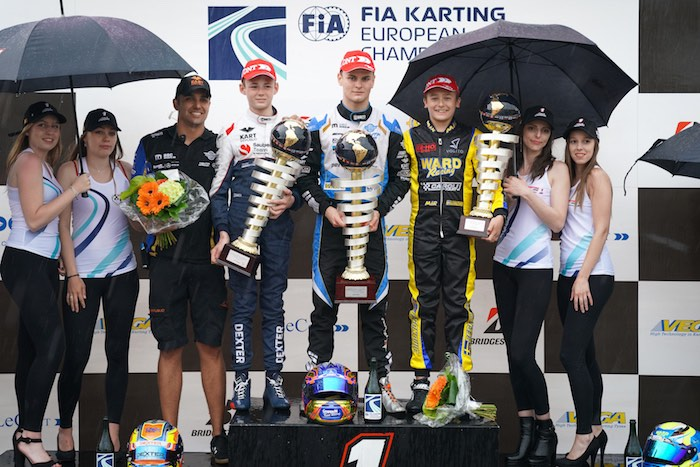 FIA Karting – Travisanutto in OK e Amand in Junior, nuovi vincitori a Genk