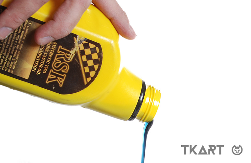 Practical tips and essential information about kart engine oil - TKART