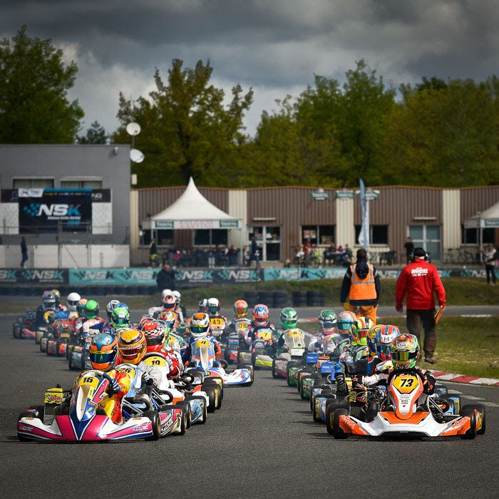 National Series Karting – Salbris – Apotheosis kick off for the NSK 2019 Championship