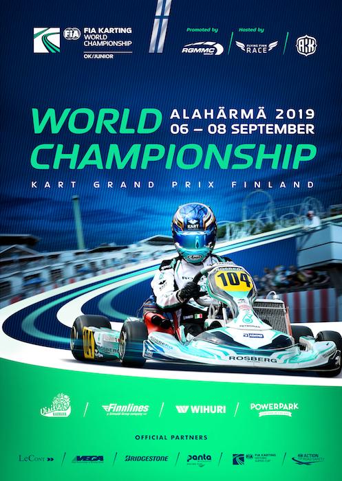 75/5000 Los participantes del Campeonato Mundial de Karting de la FIA se benefician de apoyo adicional