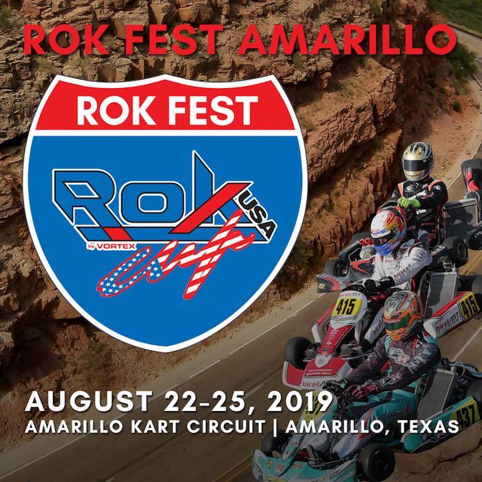 ROK Cup USA cambia la data della ROK Fest Amarillo per venire incontro a team e piloti
