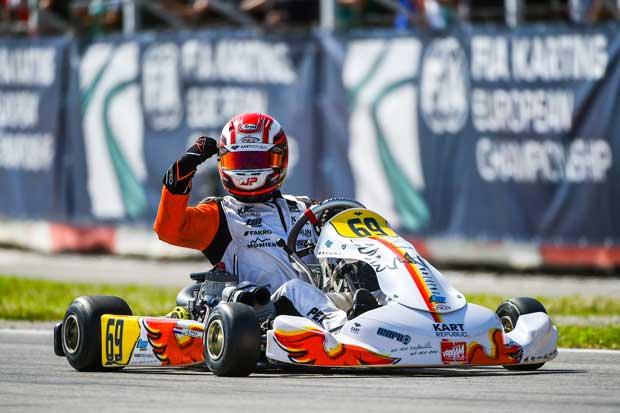 KZ European Champs, Sarno: Jorrit Pex becomes 3-times KZ European champion, Camplese wins crazy final race