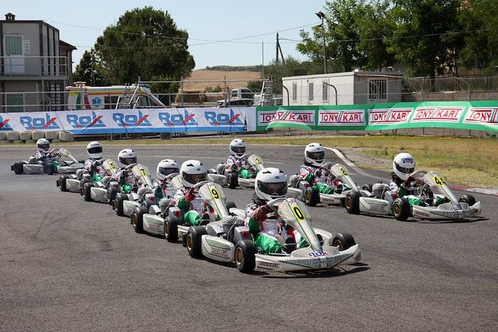 ACISPORT – Annunciato un altro successo di partecipazione per il Kart Summer Camp ad Adria dal 16 al 18 luglio