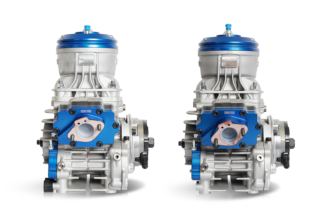 Reedster V  The 2019 evolution of the IAME OK and OKJ engines