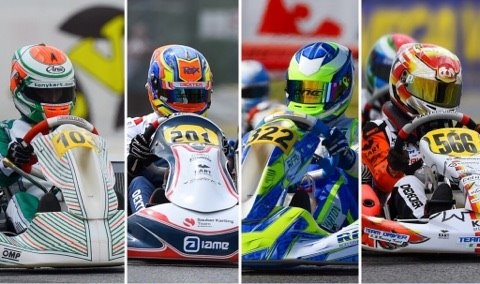 WSK Euro Series, Lonato: Puhakka, Patterson, Wharton and Dedecker are the best