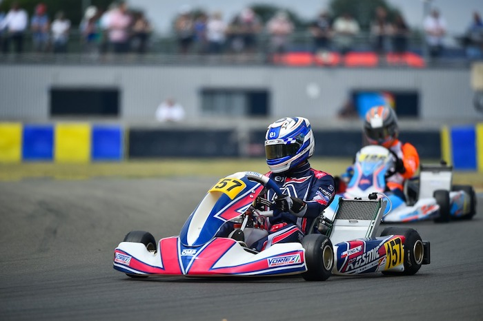 Kosmic Kart campione europeo OKJ a Le Mans