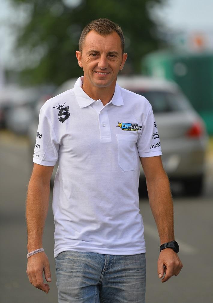 Davide Forè espande l'attività di driver coach ma non rinuncia al sogno mondiale