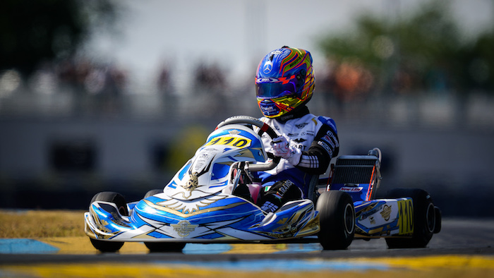 Resultado positivo importante para LeCont en el Campeonato Europeo OK