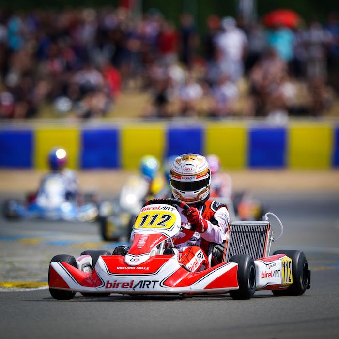 Birel ART deprived of the podium at Le Mans