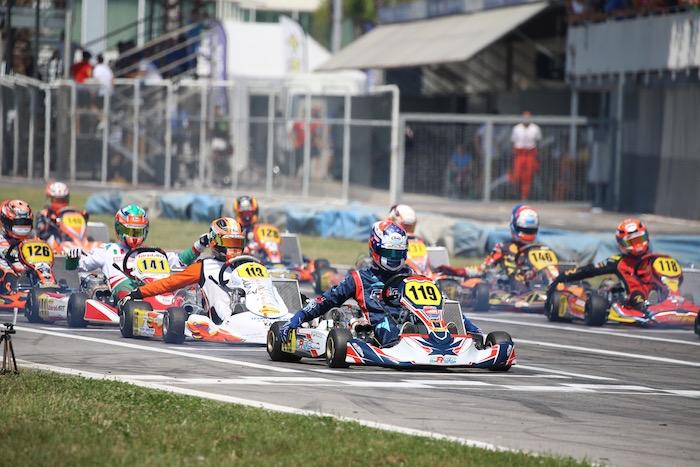 Los grandes protagonistas de Sarno estarán entre los finalistas de la tercera ronda del Campeonato italiano de karting ACI.