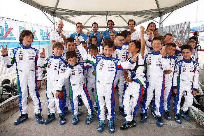 Concluso con un bel successo il 6° Kart Summer Camp della Scuola Federale ACI Sport ad Adria