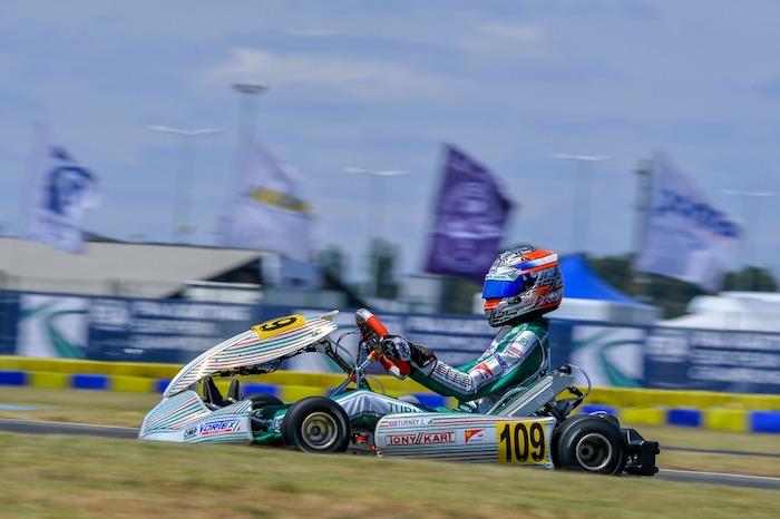 Tony Kart – Gran final europea