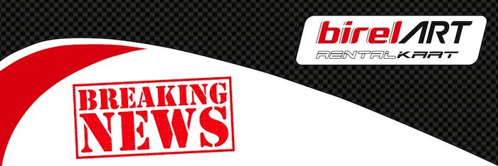 Birel ART Breaking News: risparmia sui consumi!