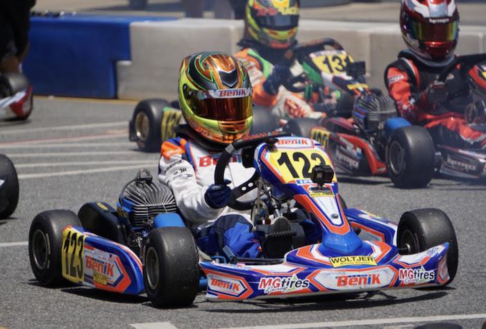 Il team BENIK schiererà tre piloti all'evento Pro Kart Series degli Stati Uniti questo weekend