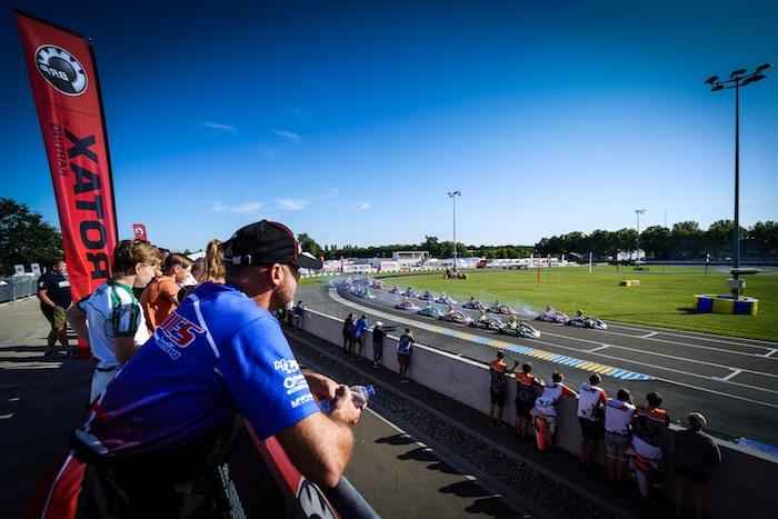 Grande inizio per il  Rotax Max Challenge International Trophy a Le Mans