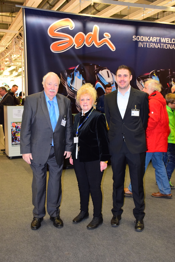 The founding family secures the future of the IKA-KART2000