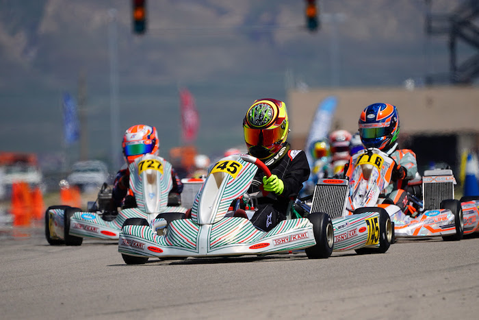Supertune Expands to 11 Drivers at SKUSA Pro Tour Finale