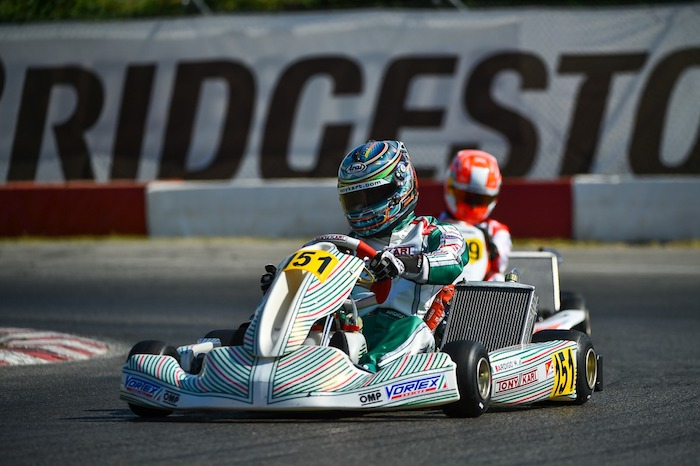 The great world challenge in Lonato