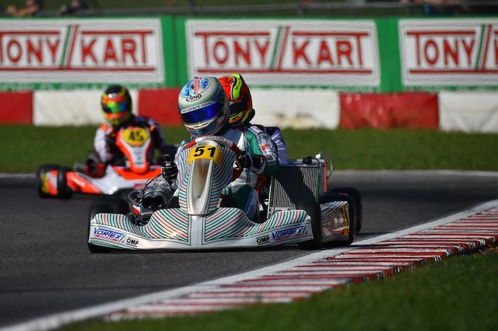 Tony Kart – Secondo posto all' International Super Cup 2019