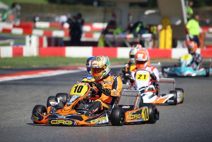 CRG protagonista anche a Lonato nel Campionato del Mondo KZ e Super Cup KZ2