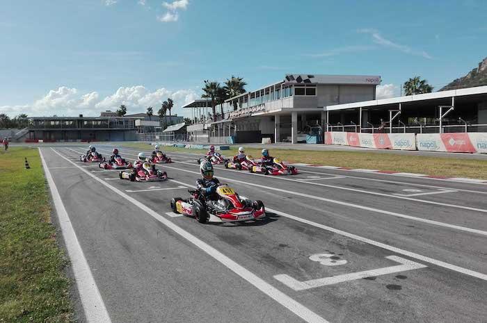 At the Circuito Internazionale Napoli in Sarno (It) the 2019 Coppa Concorrente