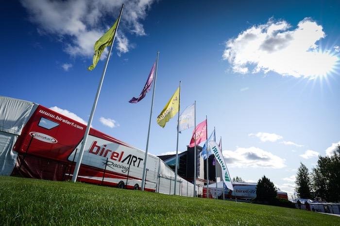 Bertuca si mette in luce con Birel ART al Campionato del mondo