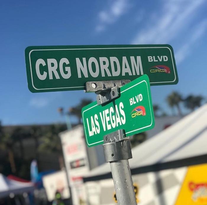 CRG Nordam prepara la Supernats XXIII